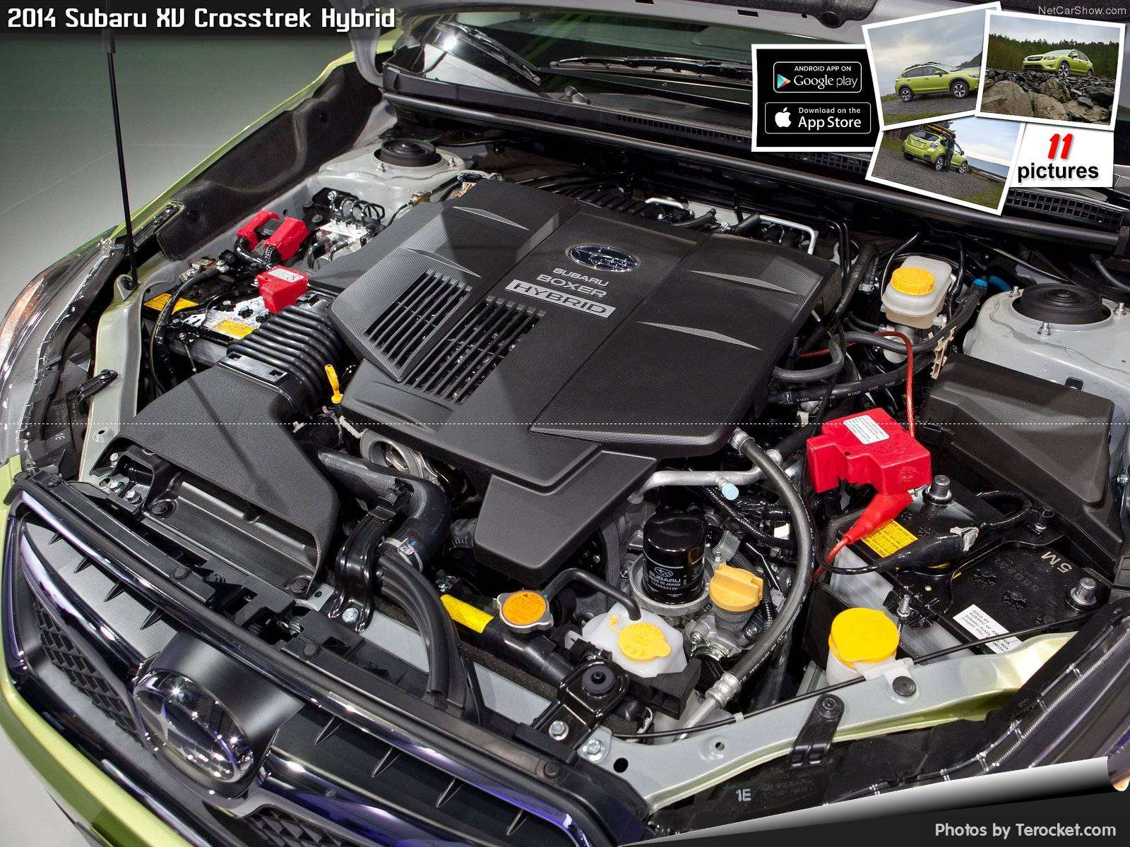 Hình ảnh xe ô tô Subaru XV Crosstrek Hybrid 2014 & nội ngoại thất