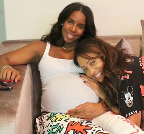 kelly rowland gives birth baby boy
