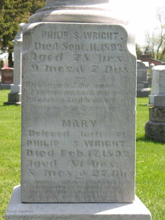LIKEWISE GREAT GREAT GRANDFATHER PHILIP