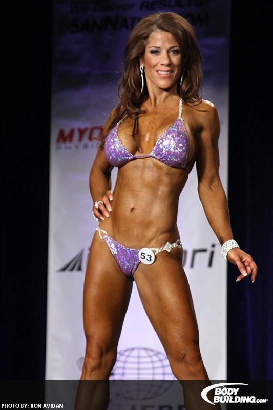 Angela Watson Fitness Figurebikini.com: darshaun's path to success