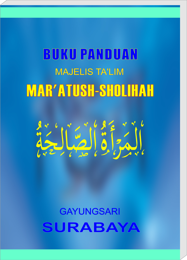 Buku Panduan Majelis Ta'lim  Mar'atus-Shalihah