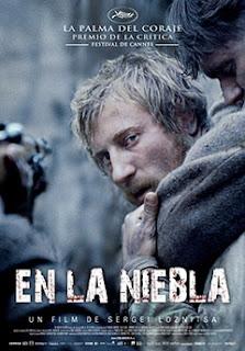 En la Niebla Poster