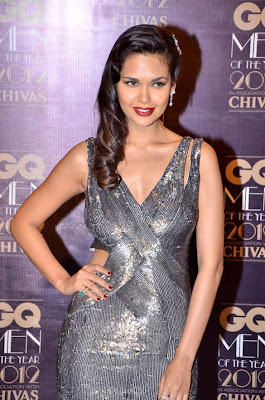 Esha Gupta - GQ Men of the Year 2012
