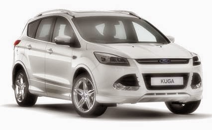 New Ford Kuga Titanium X Sport Review