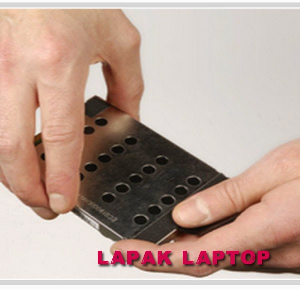 Cara Mengganti atau Upgrade Hardisk Laptop
