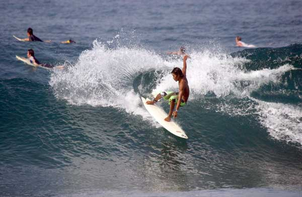 Lombok, Indonesia's secret surfing treasure