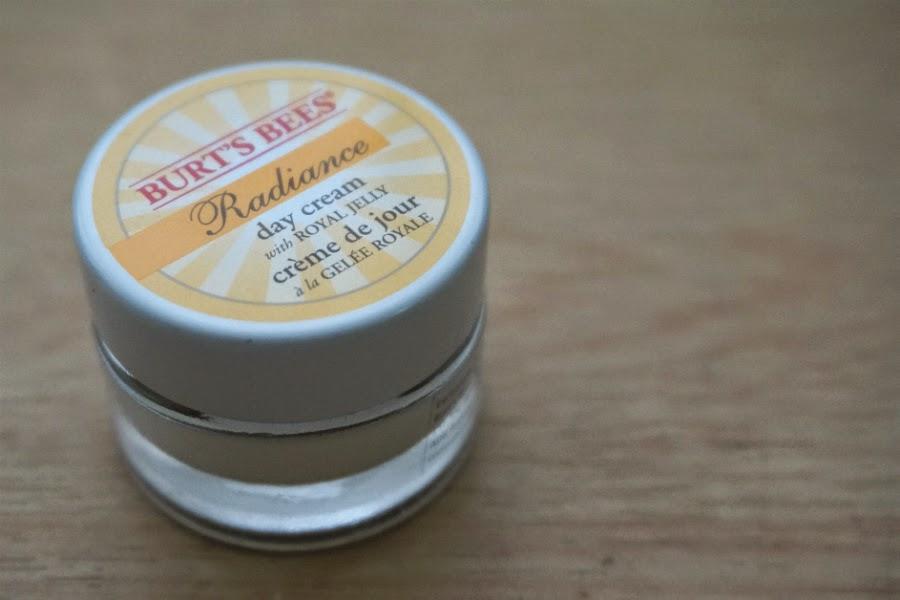 Burt's Bees Radiance Day Cream