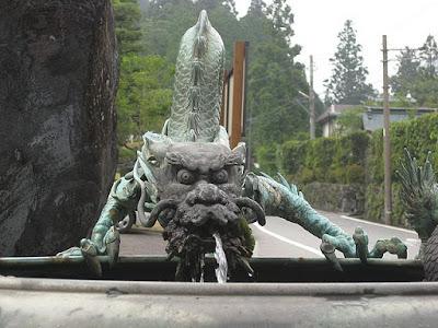 bronze dragon tokio