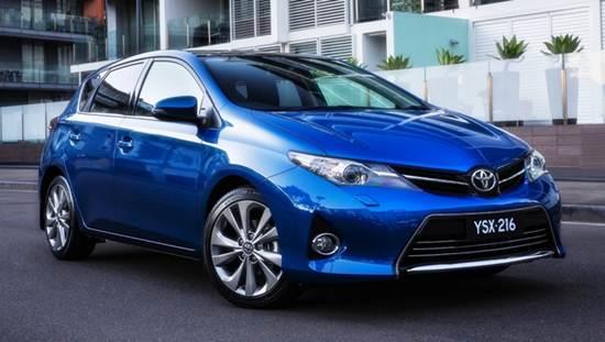 2016 Toyota Corolla Coupe Release Date Australia