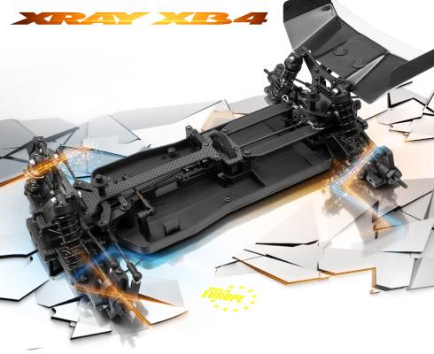 XRAY XB4