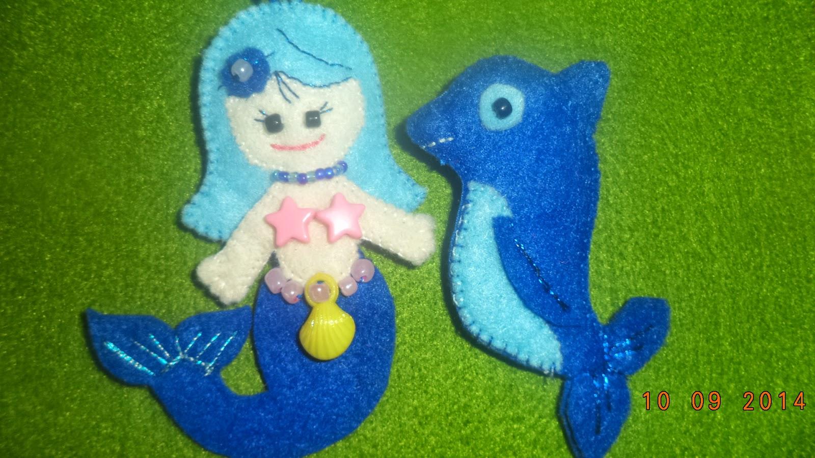 Дельфин и Русалка)))