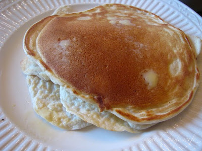 low-carb pancakes recipe