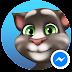 تحميل برنامج توم المتكلم للماسنجر للاندرويد Talking Tom for Messenger