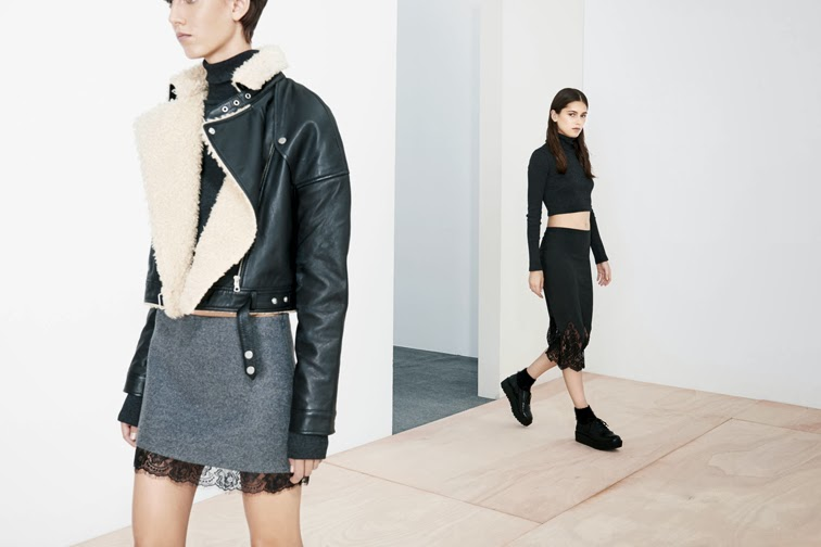 Zara look book fall 2013