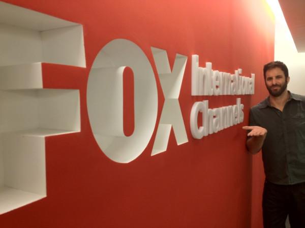 Rafinha Bastos FOX