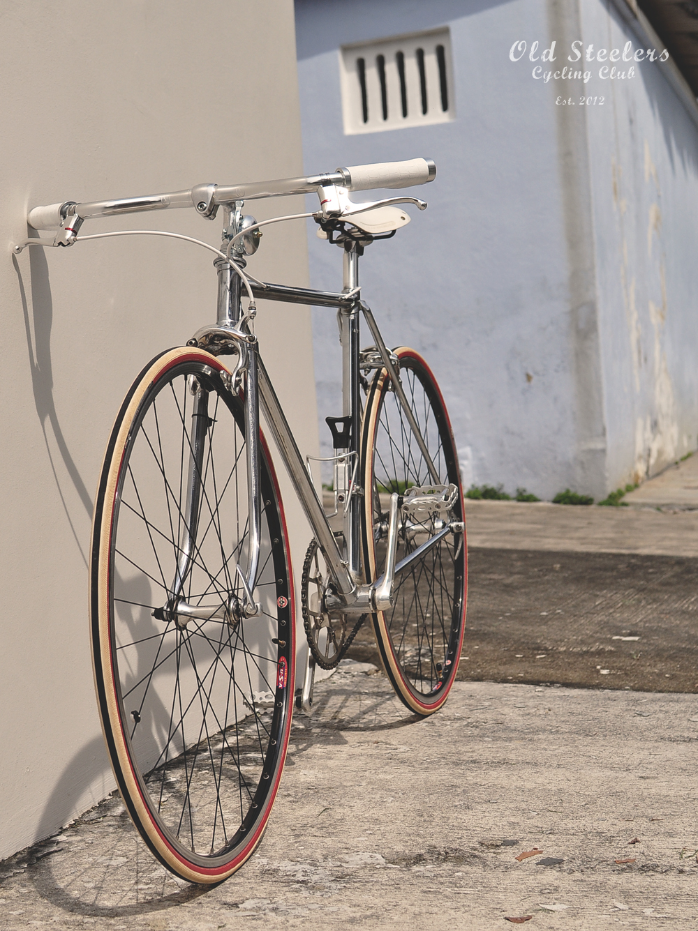 Gallerycycle Vintage Italian City Sport Bike