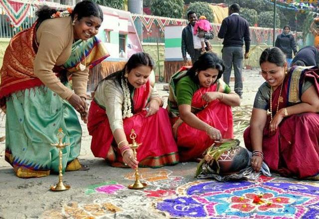 Pongal in Tamilnadu