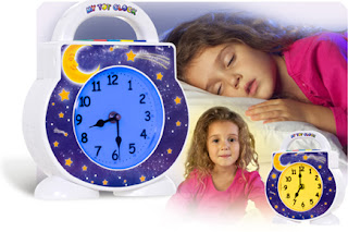 Enter to win your own My Tot Clock. #Giveaway ends 11/24.