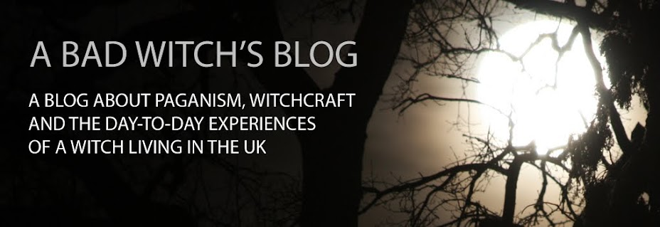 A bad witch&#39;s blog