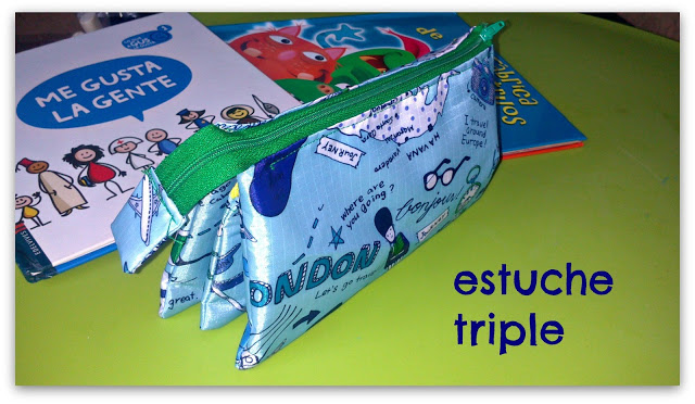 tutorial: estuche triple