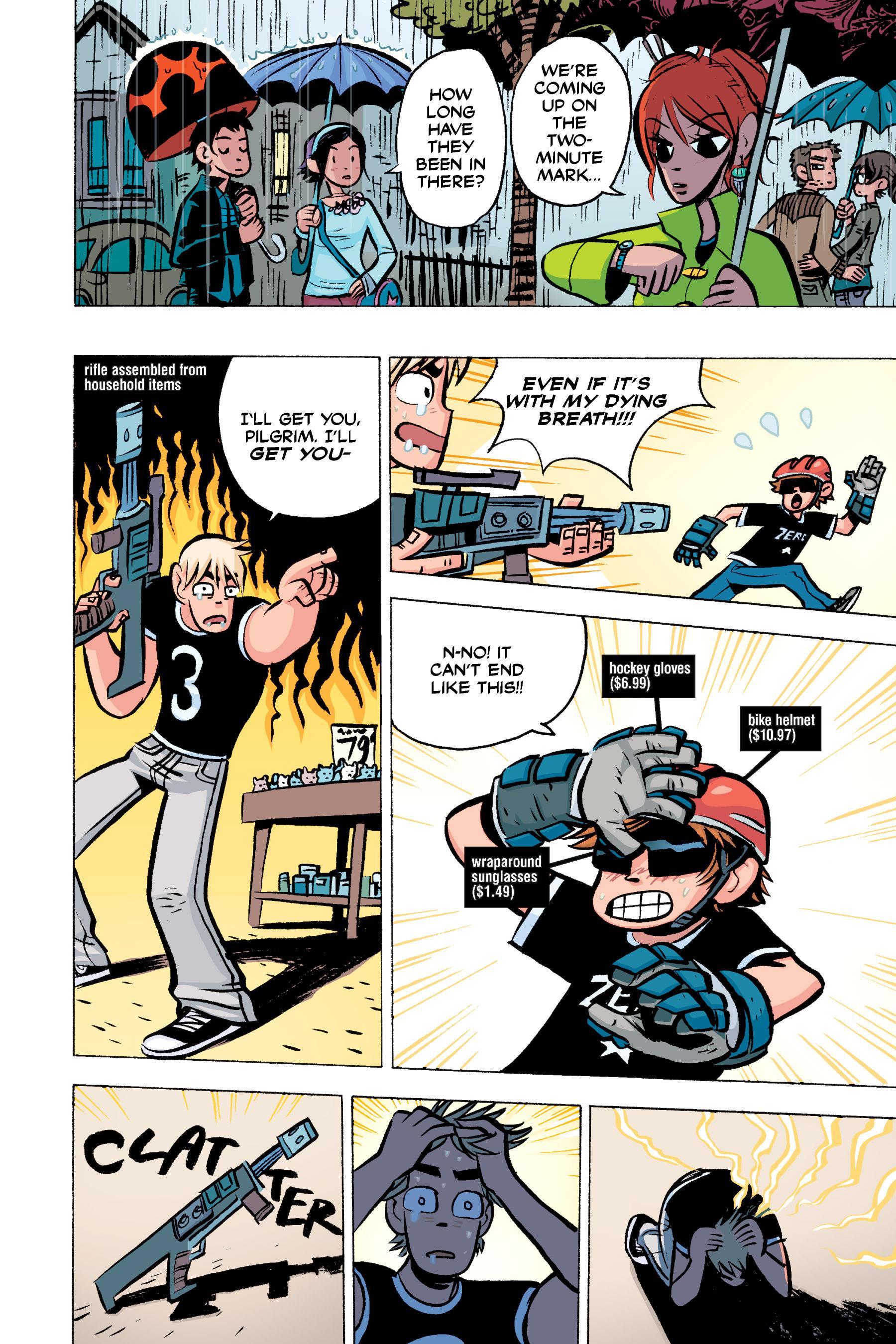 Read online Scott Pilgrim comic -  Issue #3 - 68