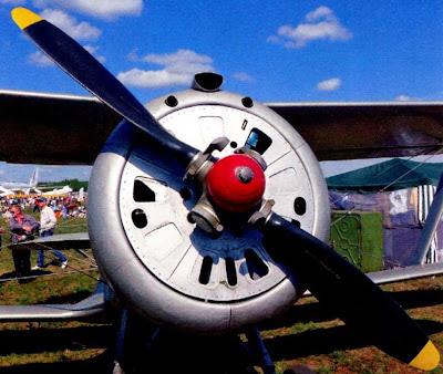 фото самолета И-153