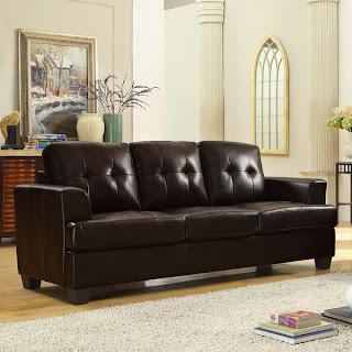 Nettoyer un canap cuir canap fauteuil et divan - Entretien salon cuir ...