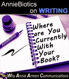 Writing Your Book?