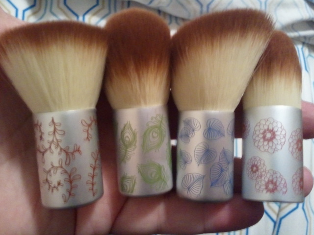 how to make end of the brush softer