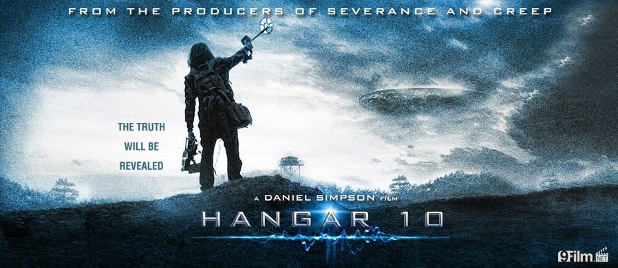 Đối Đầu Người Ngoài Hành Tinh - Hangar 10 (2014) HD Thuyết minh