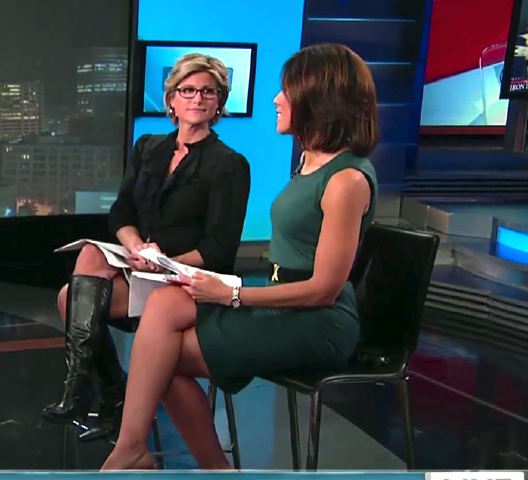 The appreciation of booted news women blog ashleigh banfield in