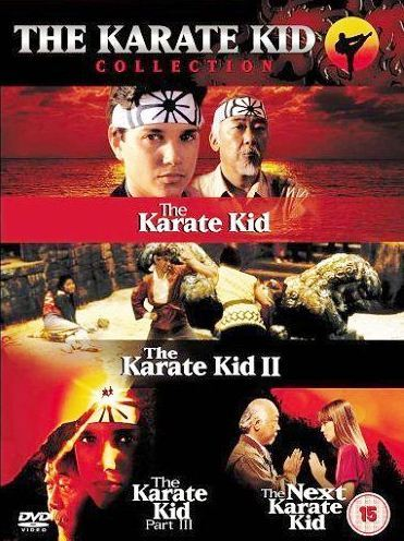 Quadrilogia Karatê Kid DVDrip Xvid Dual Audio & Dublado