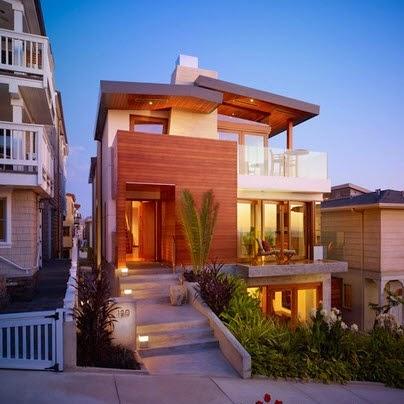 fachadas de casas modernas fachadas de casas modernas a ForFachadas De Casas Modernas A Desnivel