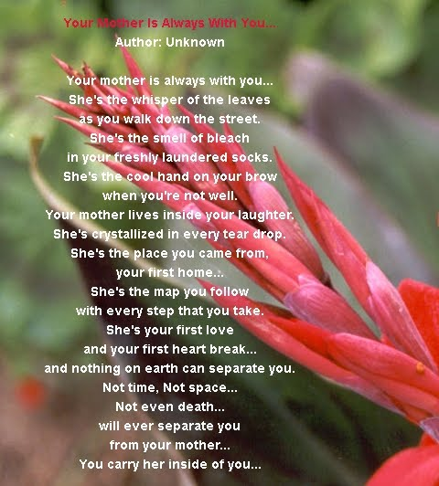 Mothers Day Christian Poems From The Heart