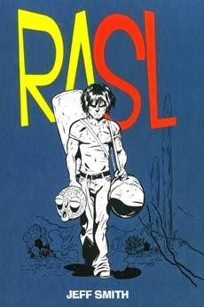 cómic, RASL, novela gráfica, universos paralelos, time travel, nikola tesla, tesla, viajes en el tiempo