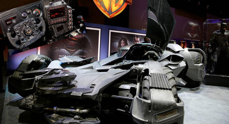 Batman vs Superman: Batmobile Details from Production Designer ...