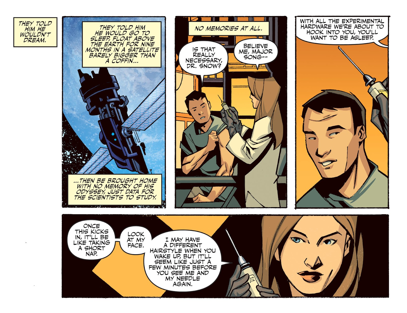 The Flash: Season Zero [I] Issue #19 #19 - English 3