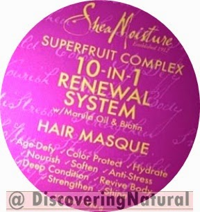SheaMoisture SuperFruit Complex 10-in-1 Renewal System Hair Masque