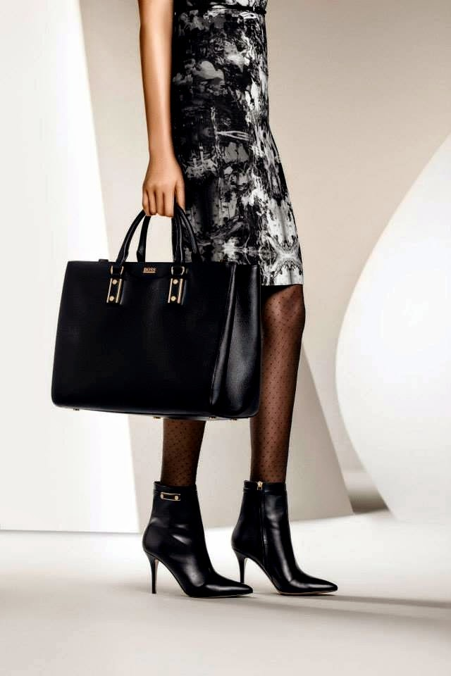 Hugo Boss Footwear and Bags Collection 2014