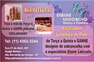 SALÃO DE BELEZA SBC | Preços diferenciados de Terça a Quinta!!!!