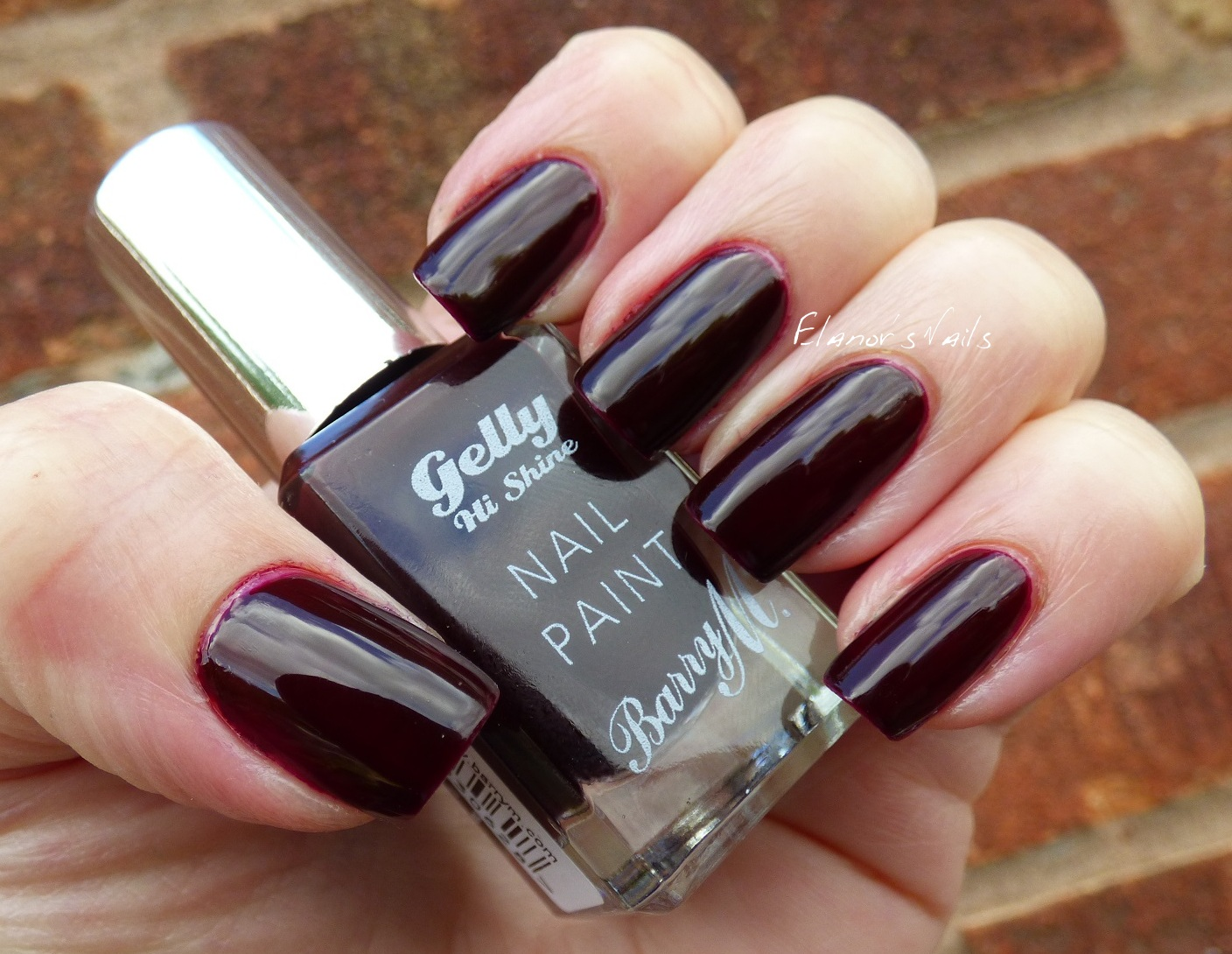Elanor\'s Nails: NEW Barry M Gelly Colours!