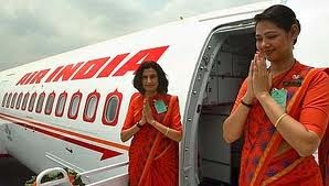 Air India Cabin Crew Jobs 2014
