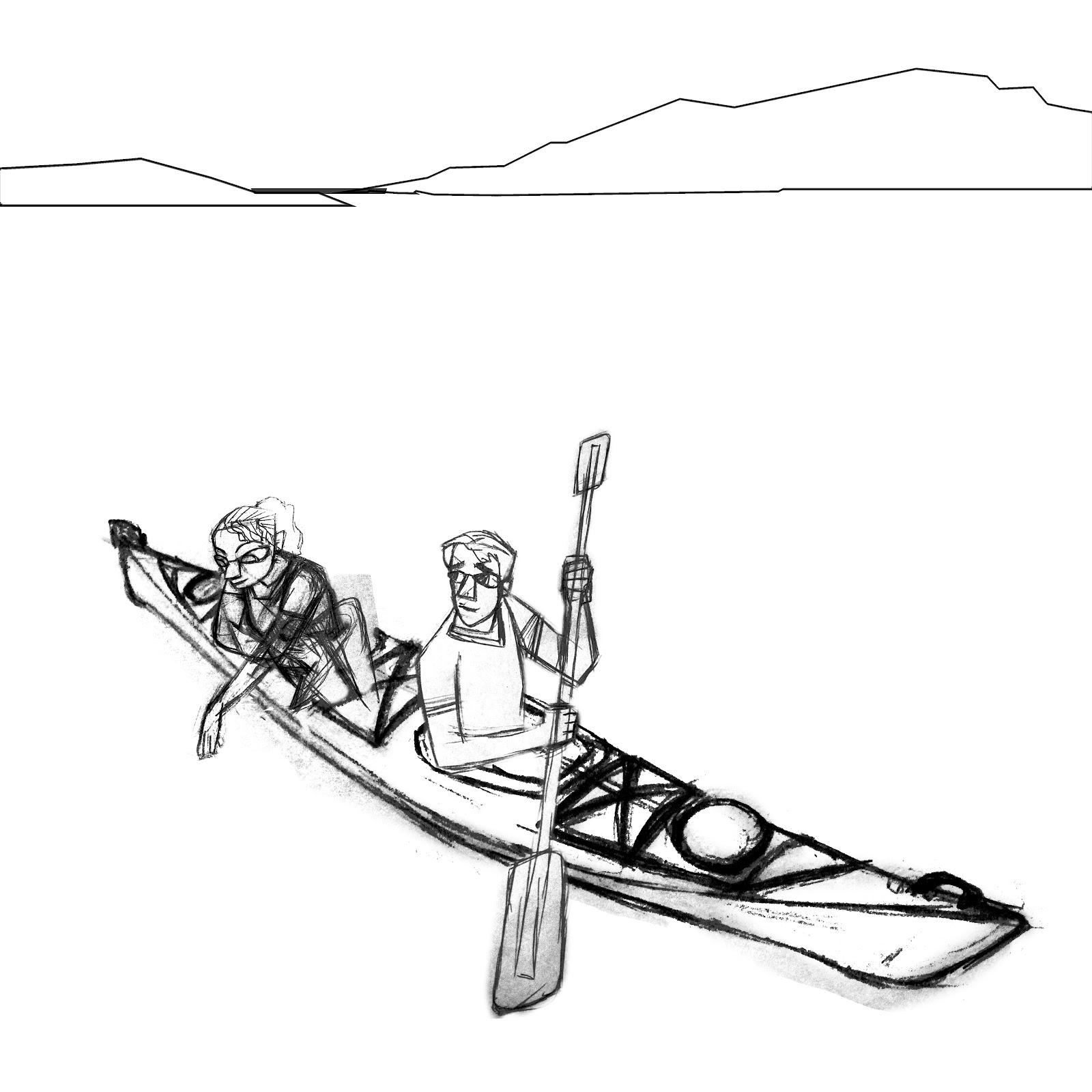 Eimhins Secret Blog Kayaking