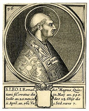 Saint Leo the Great, Protector of Rome and Doctor of the Church