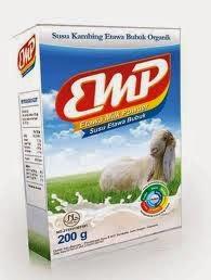 susu bubuk kambing etawa EMP