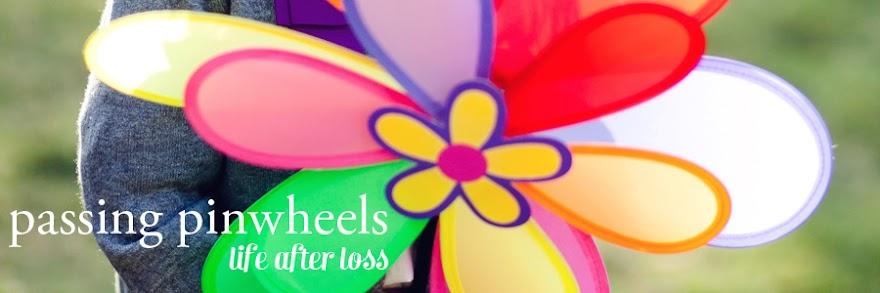 Passing Pinwheels