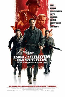 Inglourious Basterds 2009 Hindi Dubbed 400MB BluRay 480p at xcharge.net