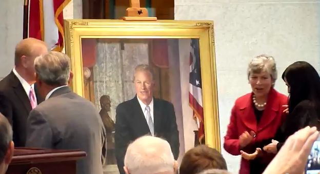Columbus Gay Realtor: VIDEO: Ohio Governor Ted Strickland Portrait Unveiling ...
