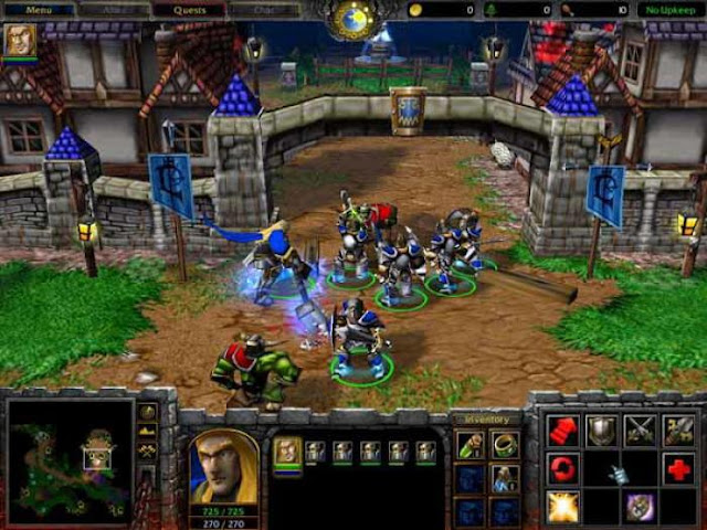 Warcraft III Reign of Chaos Full Version