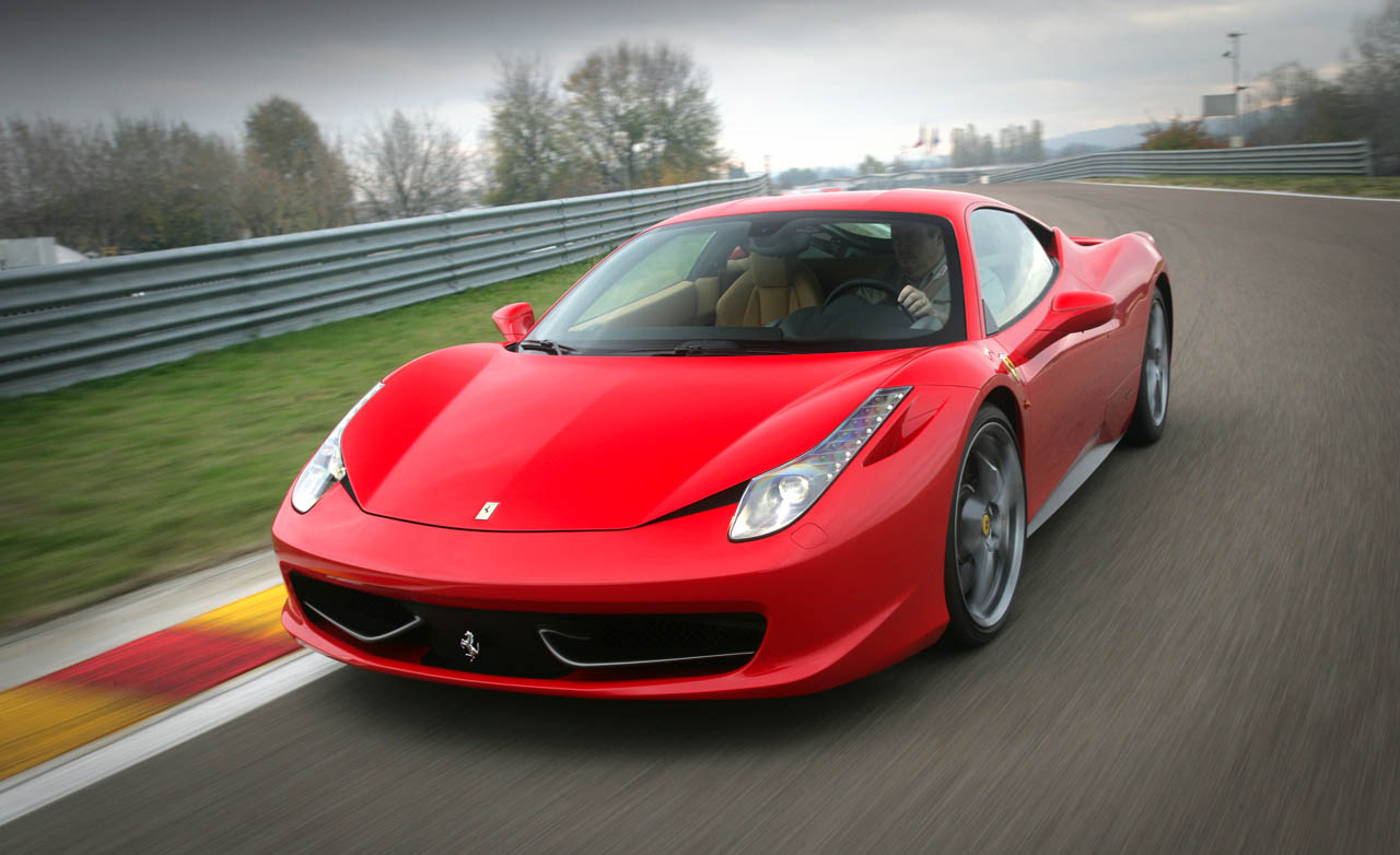 high resolution sport car wallpaper ferrari 458 italia. Black Bedroom Furniture Sets. Home Design Ideas